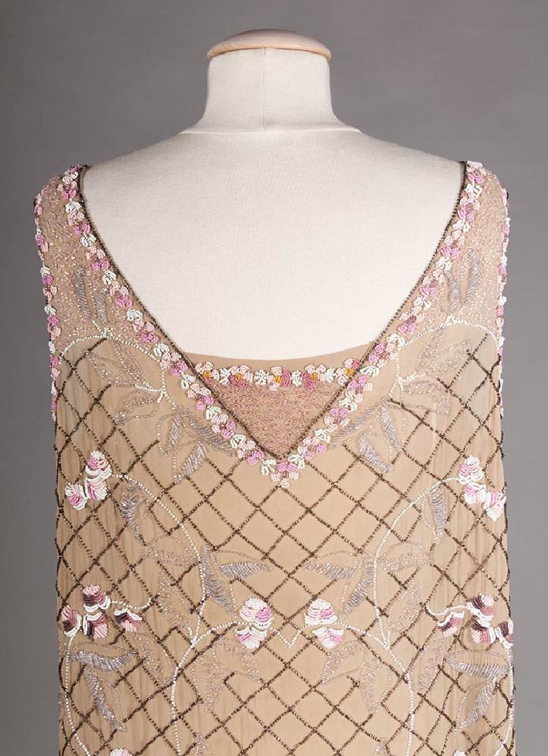 BEADED FLAPPER DRESS, 1920s - 6