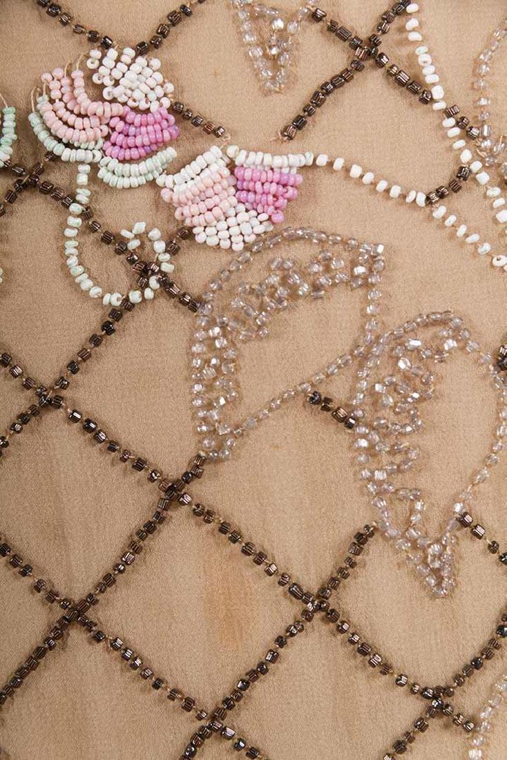 BEADED FLAPPER DRESS, 1920s - 8