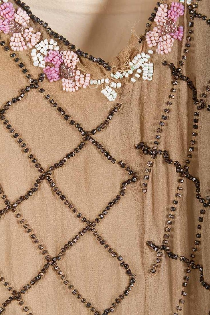 BEADED FLAPPER DRESS, 1920s - 9