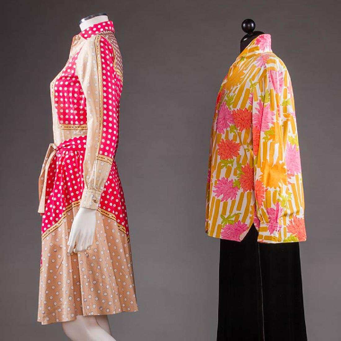 TWO PUCCI GARMENTS, 1960s - 2