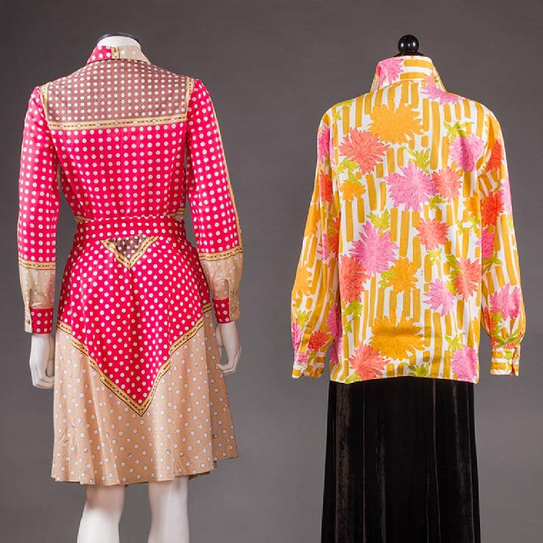 TWO PUCCI GARMENTS, 1960s - 3