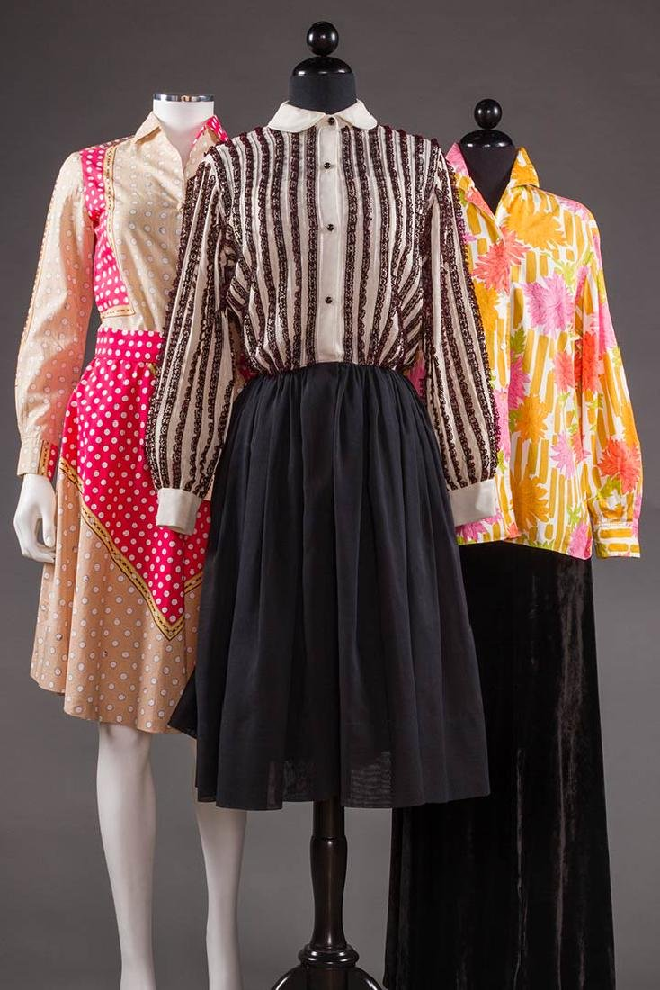TWO PUCCI GARMENTS, 1960s - 4