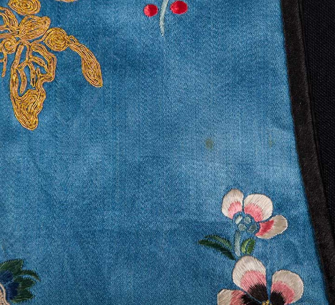 WOMANS EMBROIDERED TUNIC, CHINA, c. 1900 - 7