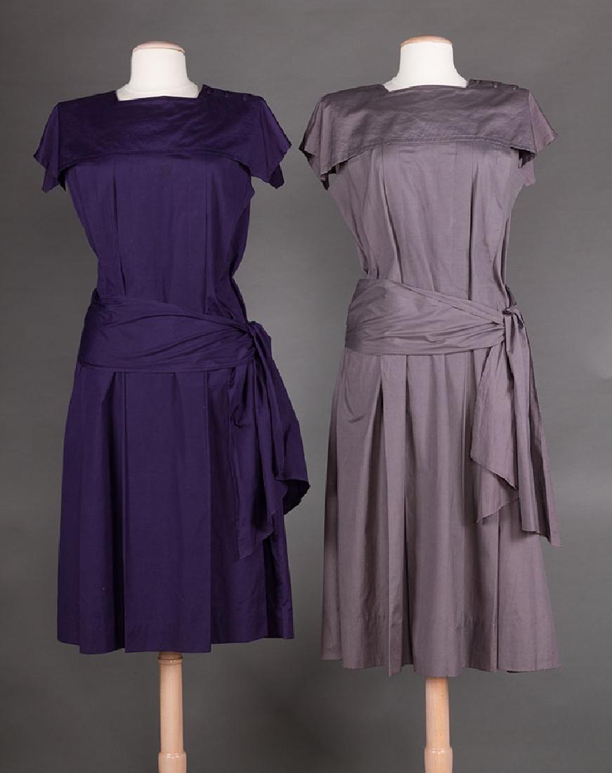 2 JAPANESE DAY DRESSES