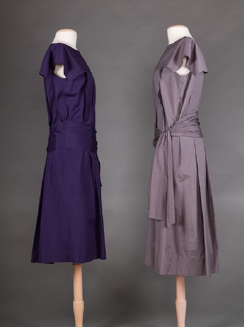 2 JAPANESE DAY DRESSES - 2