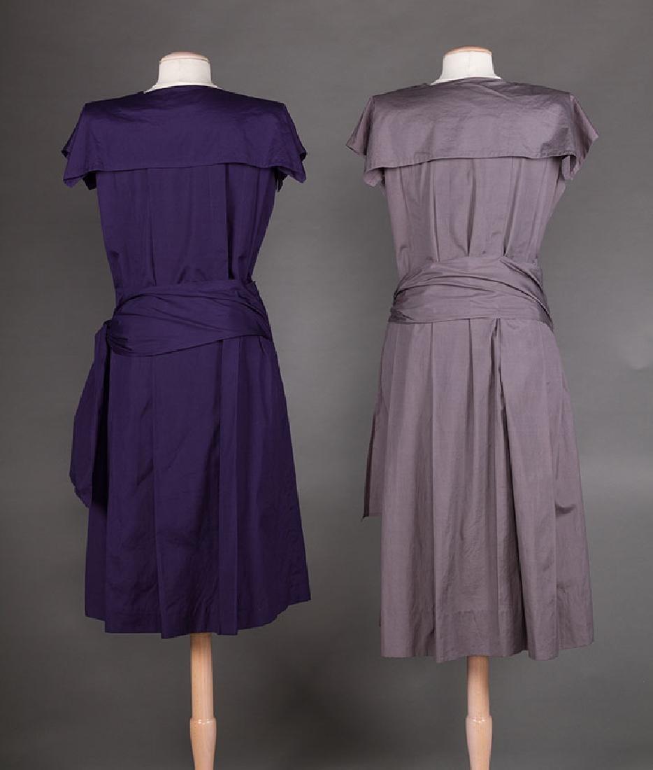2 JAPANESE DAY DRESSES - 3