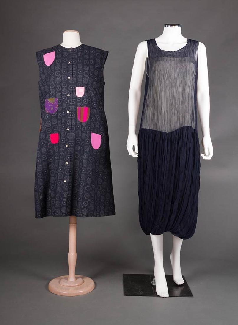 MARIMEKKO & LILITH DRESSES, 1960s & 1990