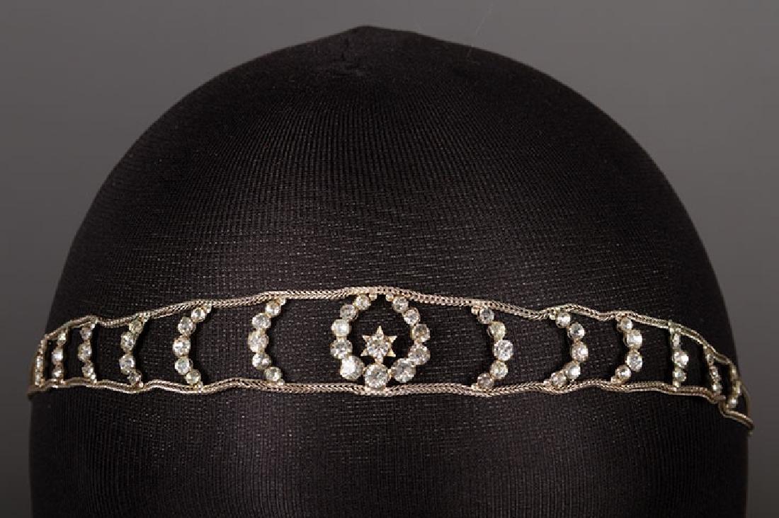 8 BEADED TIARAS & HEADBANDS, 1910-1920s - 8