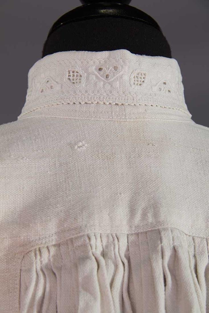 TWO EMBROIDERED REGIONAL BLOUSES, TRANSYLVANIA - 6