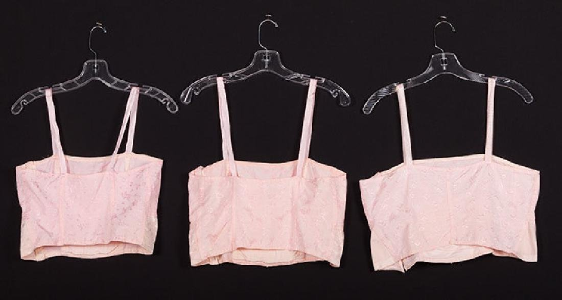 3 BANDEAU SPORTS BRAS, 1920s - 2