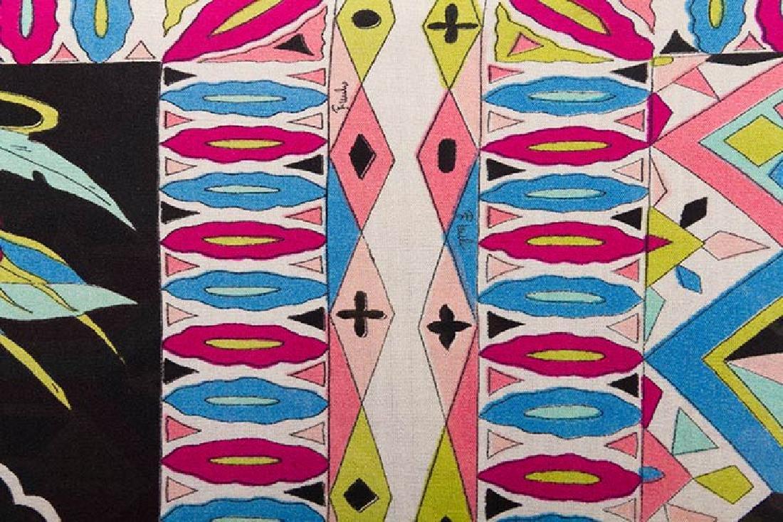 PUCCI ENSEMBLE & 2 PUCCI SHIRTS, 1960s - 7
