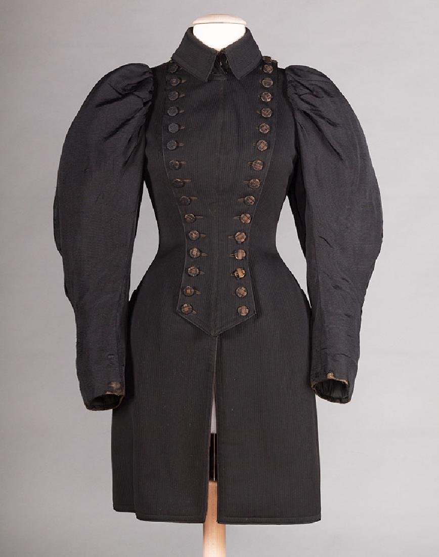 LADIES BICYCLE COAT, 1895