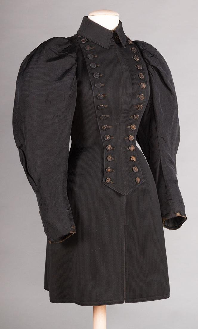 LADIES BICYCLE COAT, 1895 - 2