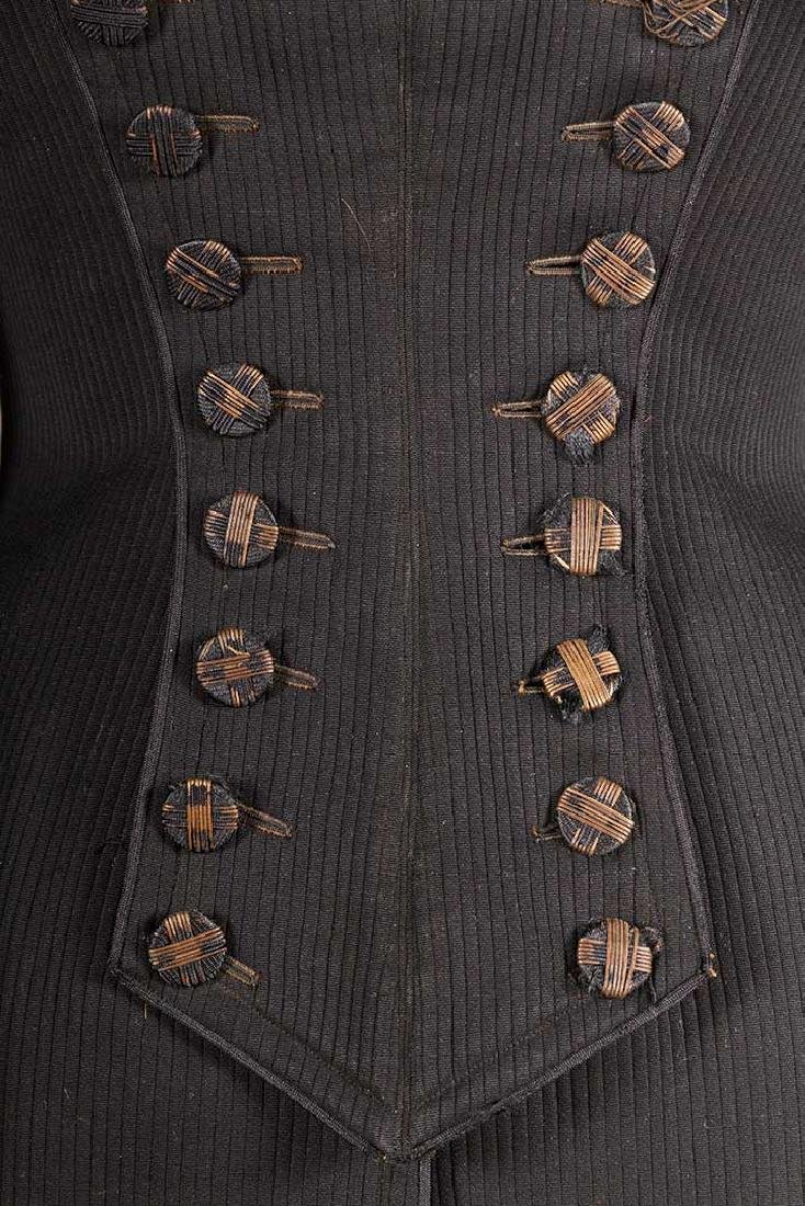 LADIES BICYCLE COAT, 1895 - 5