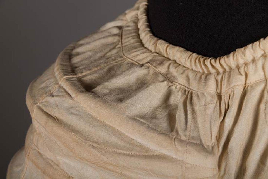 LOBSTER TAIL BUSTLE, 1870-1880 - 6
