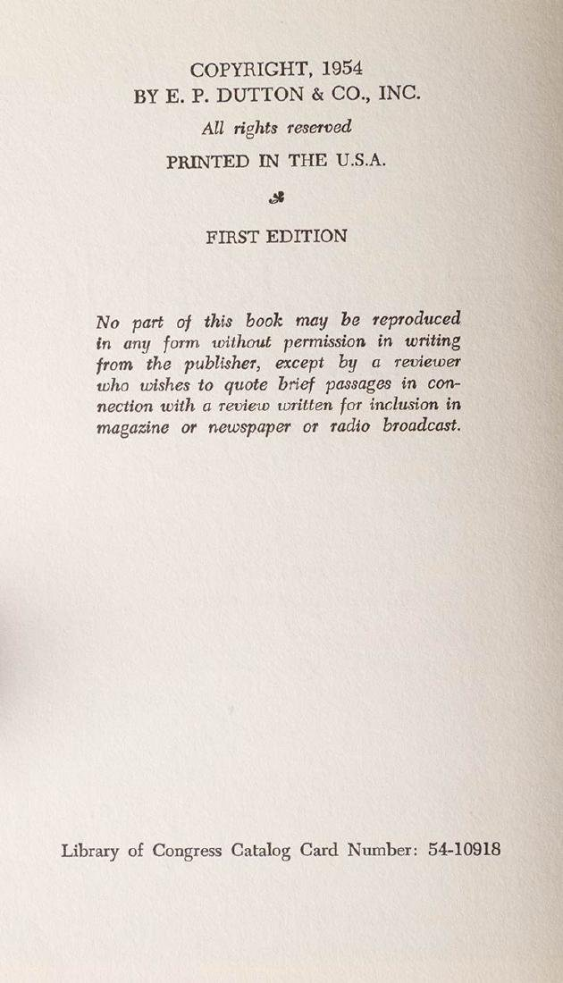 """SHOCKING LIFE"", ELSA SCHIAPARELLI, 1st EDITION, 1954 - 7"