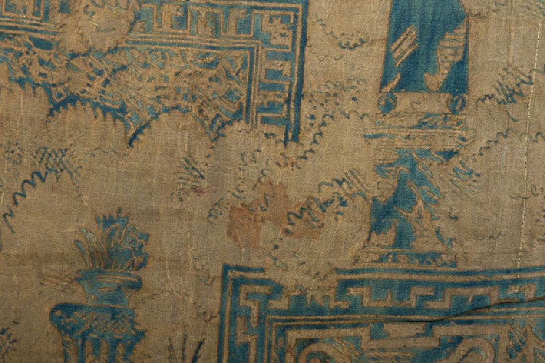 """LARGE FORTUNY PANEL, """"OBELISCO"""", ITALY, EARLY 20th C. - 7"""