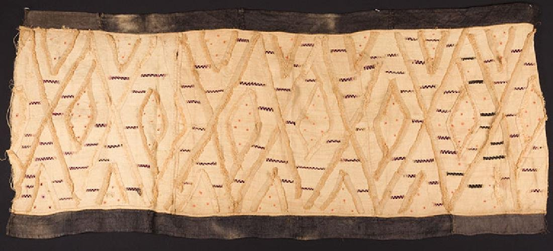5 AFRICAN TEXTILES, 20th C. - 9