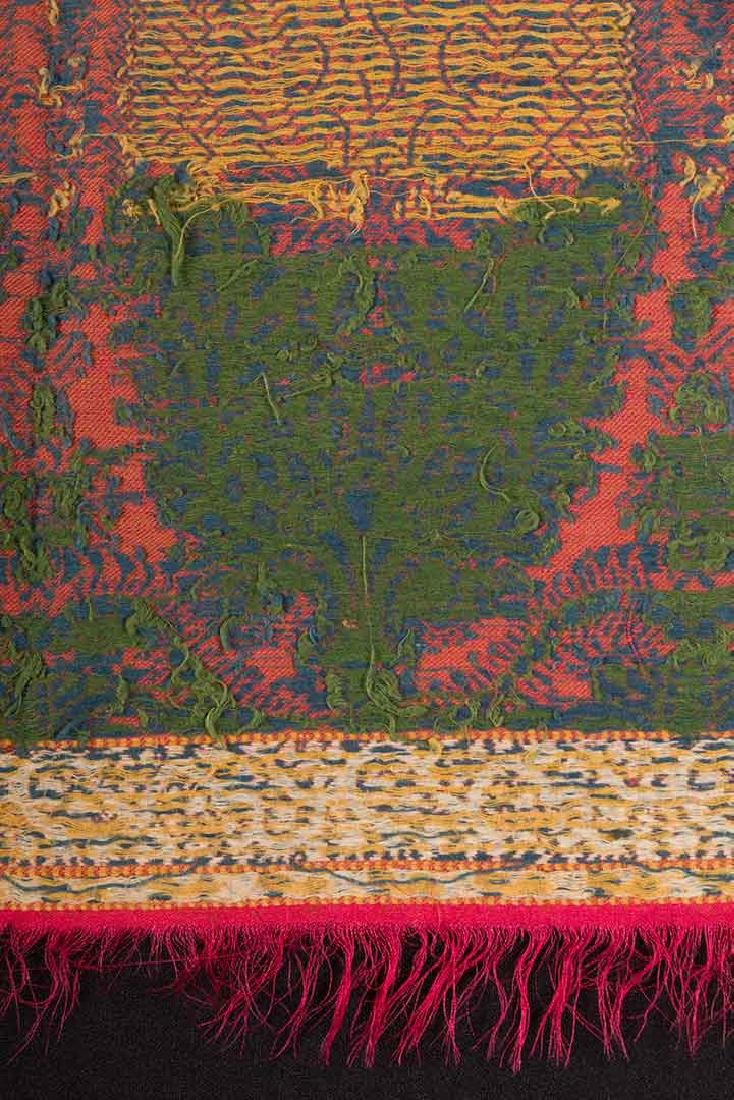 JACQUARD PAISLEY STOLE, EARLY 19th C. - 7