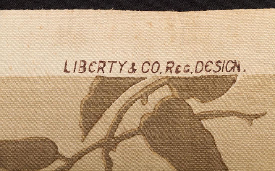 FLORAL FURNISHINGS FABRIC, LIBERTY, LONDON, 1930s - 3