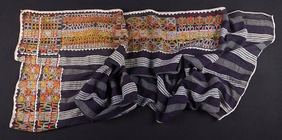 LOT OF ASSORTED ETHNIC PANELS, 20th C. - 4