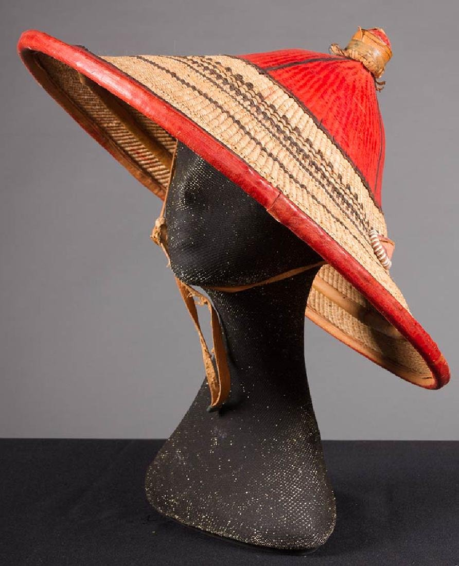 LOT OF FIFTEEN HATS, 19th & 20th C - 3