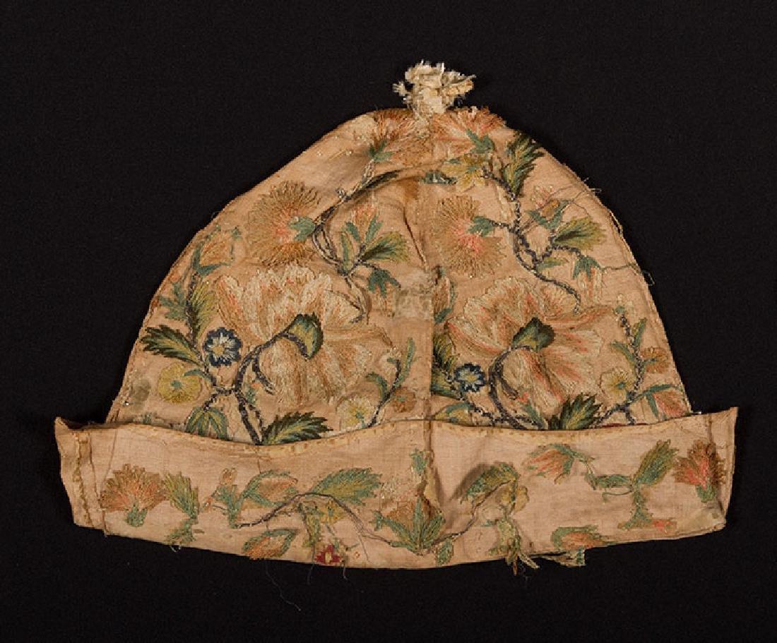 MAN's AT-HOME CAP, c. 1620