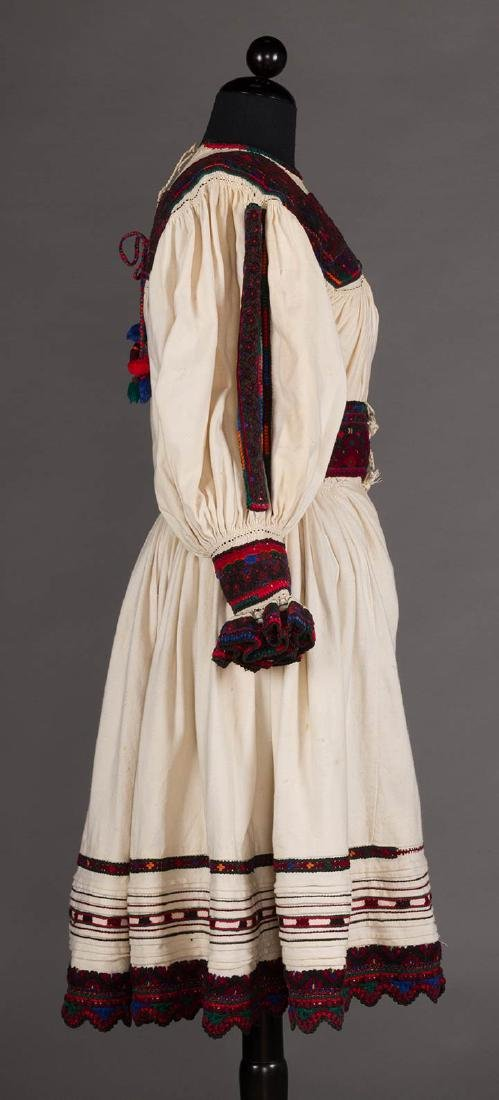 REGIONAL DRESS, EASTERN EUROPE, EARLY 20TH C. - 3