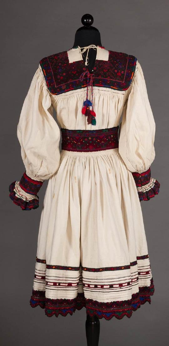 REGIONAL DRESS, EASTERN EUROPE, EARLY 20TH C. - 4