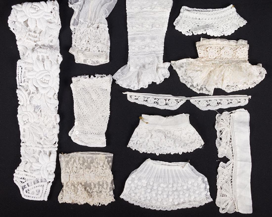 LARGE LOT OF UNDERSLEEVES & CUFFS - 2