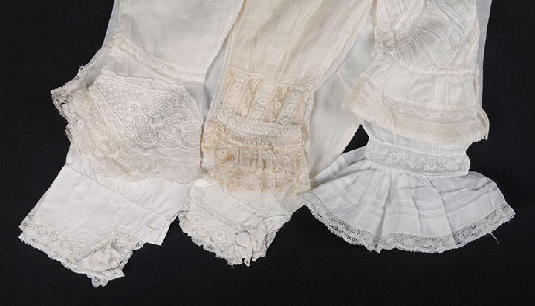 LARGE LOT OF UNDERSLEEVES & CUFFS - 4