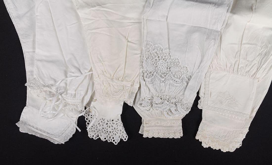 LARGE LOT OF UNDERSLEEVES & CUFFS - 5