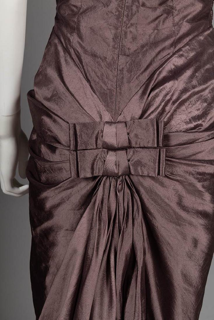 TWO CHRISTIAN DIOR EVENING DRESSES, LATE 20TH C - 8
