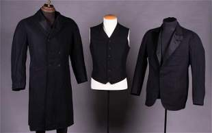 THREE MANS SEPARATES, AMERICA, 1903 & EARLY 20TH C