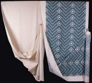 TWO BOLTS RICHARD TURGEON TEXTILES, NEW YORK, 1970s