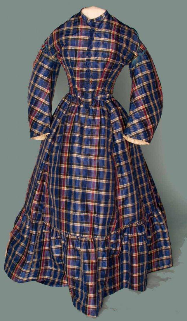 15: LITTLE GIRL'S BEST DRESS, c. 1865
