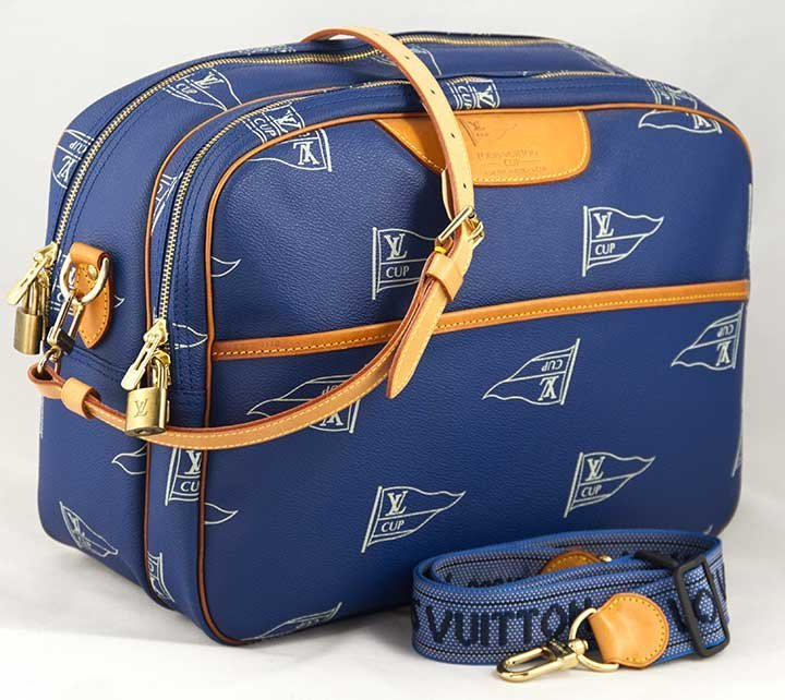 LOUIS VUITTON AMERICA'S CUP OVERNIGHT BAG, 1991