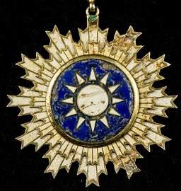 ORDER OF BLUE SKY & WHITE SUN MEDAL c. 1946