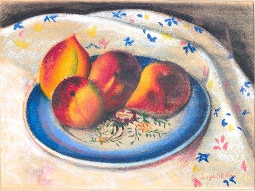 642: Joseph Stella (American, 1877-1946) Untitled (Stil