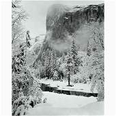 1270: Ansel Adams (American, 1902-1984) El Capitan - Wi