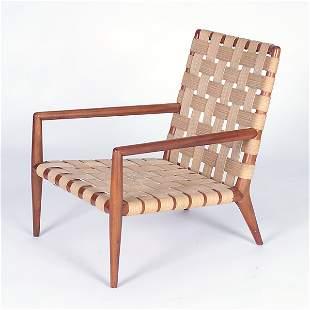 T.H. ROBSJOHN-GIBBINGS/WIDDICOMB Armchair on dowel