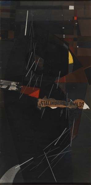 736: Gyorgy Kepes (American, 1906-2001) Stalingrad, 194