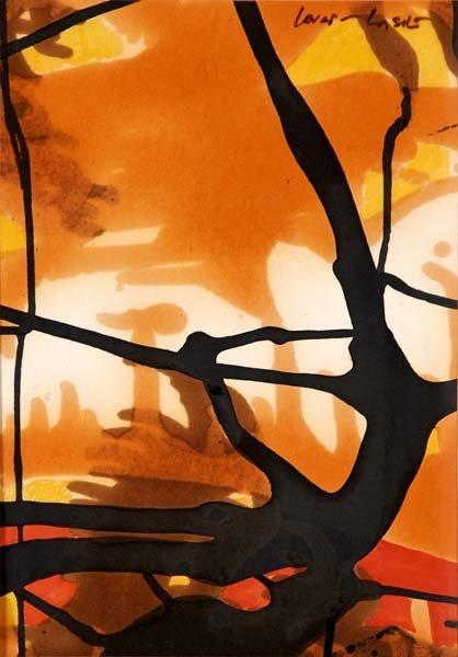 739: Boris Lovet-Lorski (American, 1894-1973) Three wor