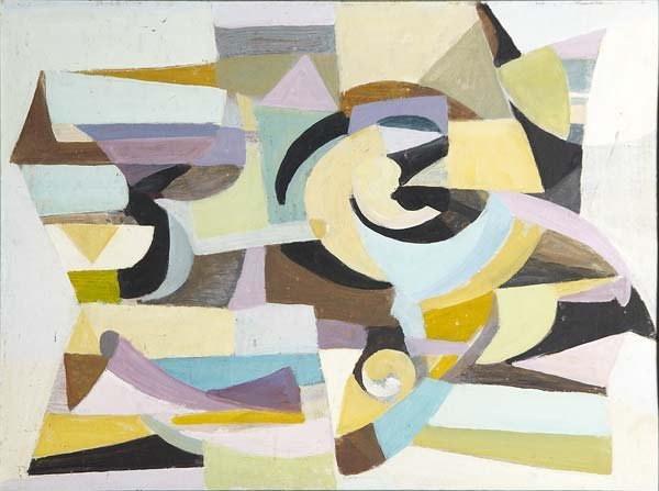 740: Peter Ostuni (American, 1908-1992) Two works of ar