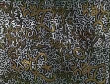 631 LA II Angel Ortiz American b 1967 Untitled