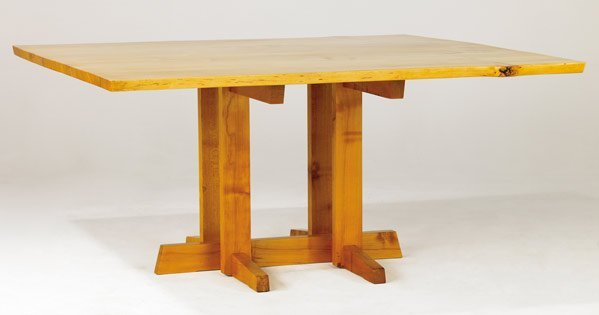 11: GEORGE NAKASHIMA Exceptional maple Frenchman's Cove