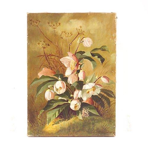 9: George Nelson Cass (American 1806-1882), Wild Flower