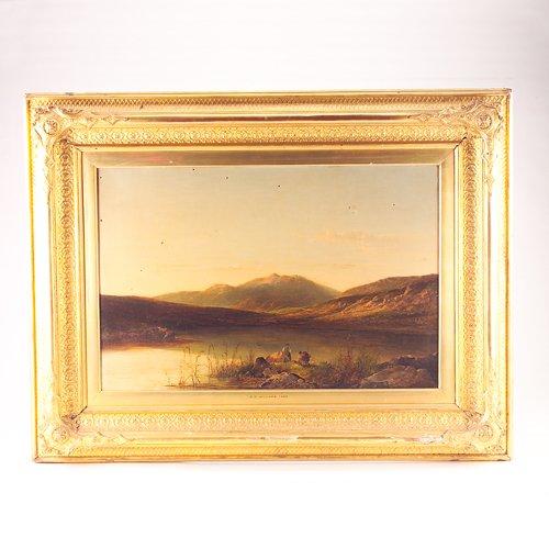 17: Edward Charles Williams (British, 1807-1881), Fishe