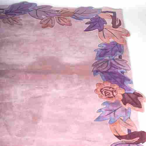 1229: EDWARD FIELDS Custom-designed room-size rug, 1991