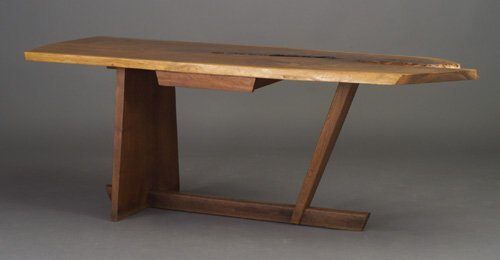 1: Fine and rare GEORGE NAKASHIMA walnut Ming